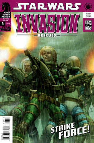 Invasion: Rescues #4
