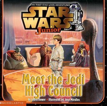 Meet the Jedi High Council