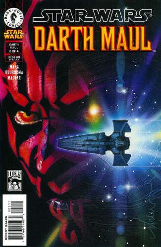 Darth Maul (2000) #2