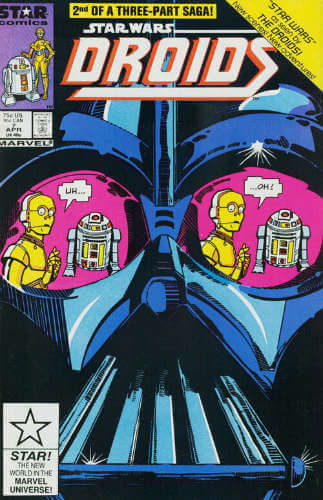 Star Wars Droids #7: Star Wars According to the Droids, Book II