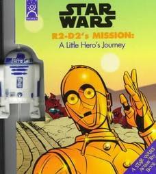 R2-D2's Mission: A Little Hero's Journey