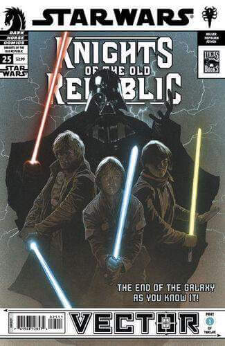 Knights of the Old Republic #25: Vector, Part 1