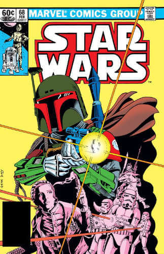 Star Wars (1977) #68: The Search Begins