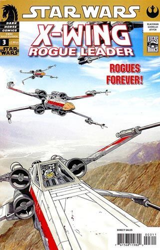 X-Wing: Rogue Leader #3