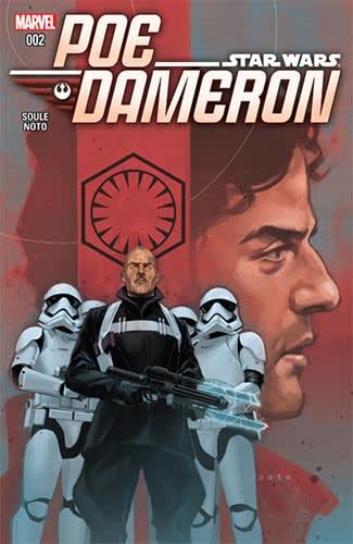 Poe Dameron 02: Black Squadron, Part II