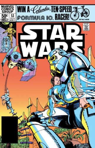Star Wars (1977) #53: The Last Gift From Alderaan!