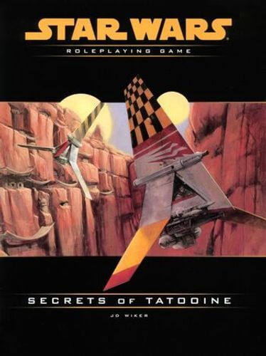 Star Wars Roleplaying Game: Secrets Of Tatooine