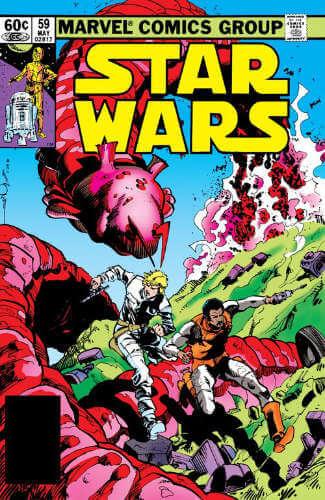 Star Wars (1977) #59: Bazarre
