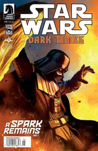 Dark Times #28 A Spark Remains 1