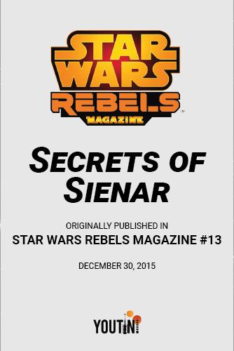 Secrets of Sienar