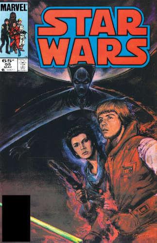 Star Wars (1977) #95: No Zeltrons