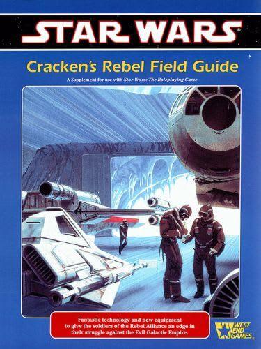 Cracken's Rebel Field Guide (sourcebook)