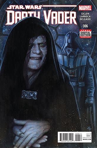 Darth Vader (2015) #06: Vader, Part VI