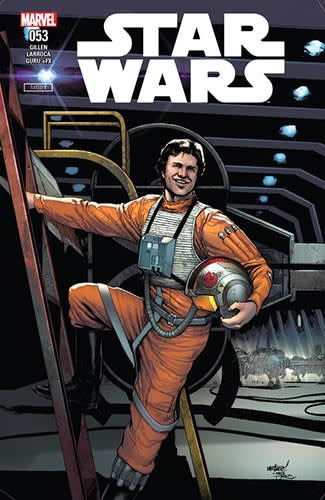 Star Wars (2015) #53: Hope Dies Part IV