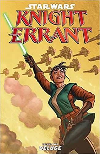 Knight Errant Volume 2: Deluge