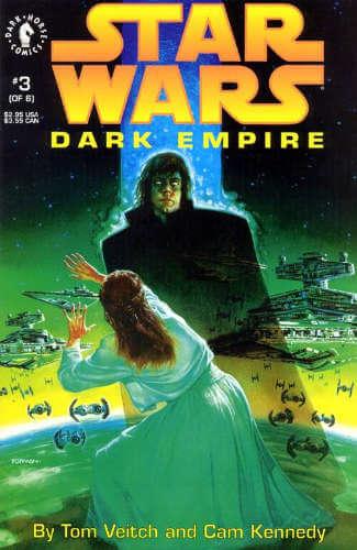 Dark Empire #3: The Battle for Calamari