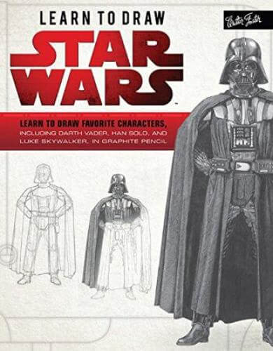 Learn to Draw Star Wars (paperback)