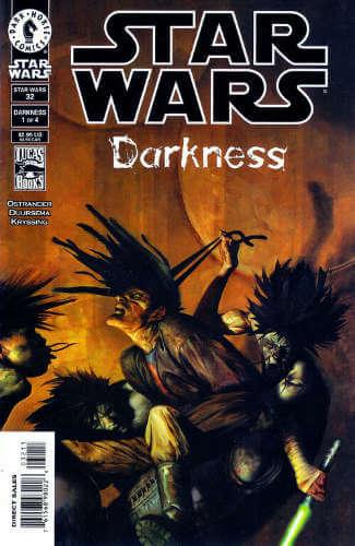 Republic #32: Darkness, Part 1
