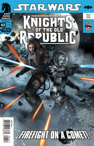 Knights of the Old Republic #43: The Reaping, Part 1