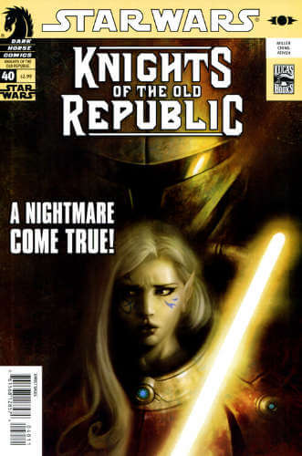 Knights of the Old Republic #40: Dueling Ambitions, Part 2