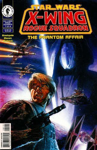 X-Wing Rogue Squadron #05: The Phantom Affair, Part 1