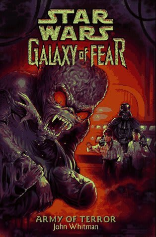 Galaxy of Fear #6: Army of Terror