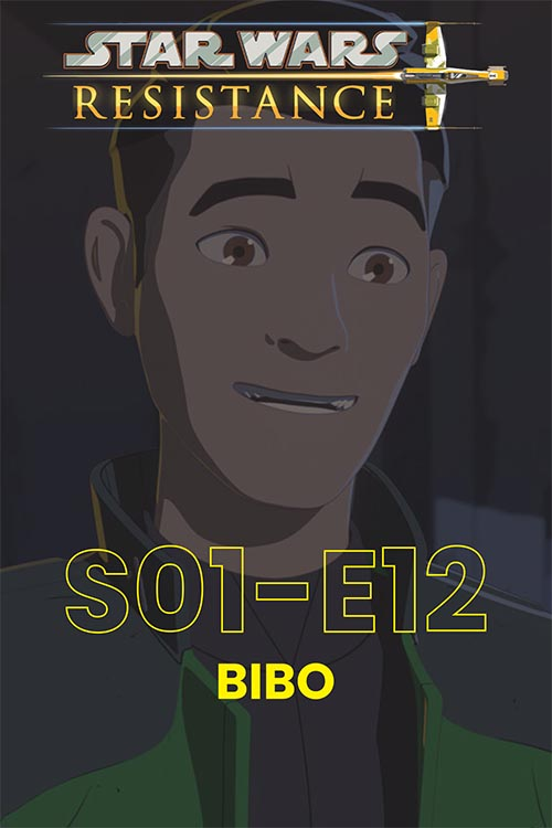 Resistance S01E012: Bibo