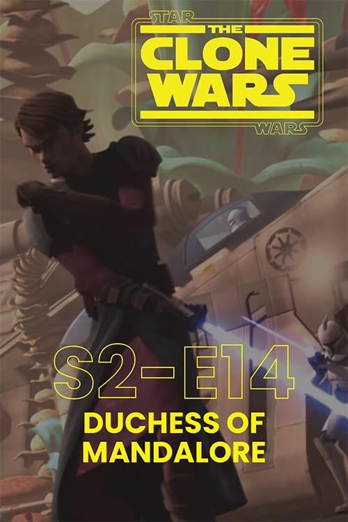The Clone Wars S02E13: Voyage of Temptation
