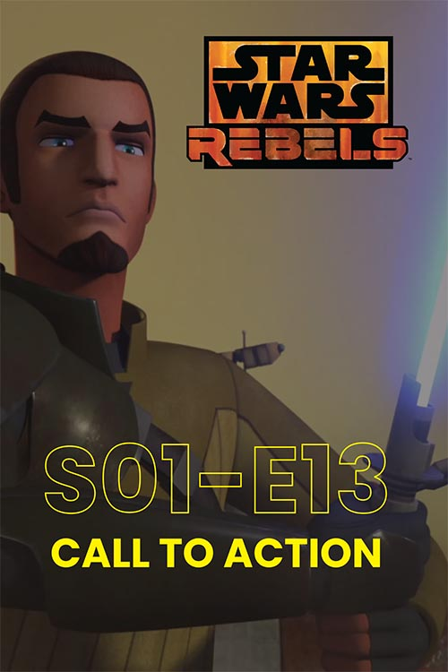 Rebels S01E13: Call To Action
