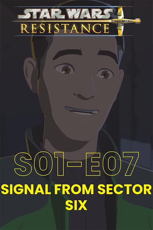 Resistance S01E07: Signal From Sector 6
