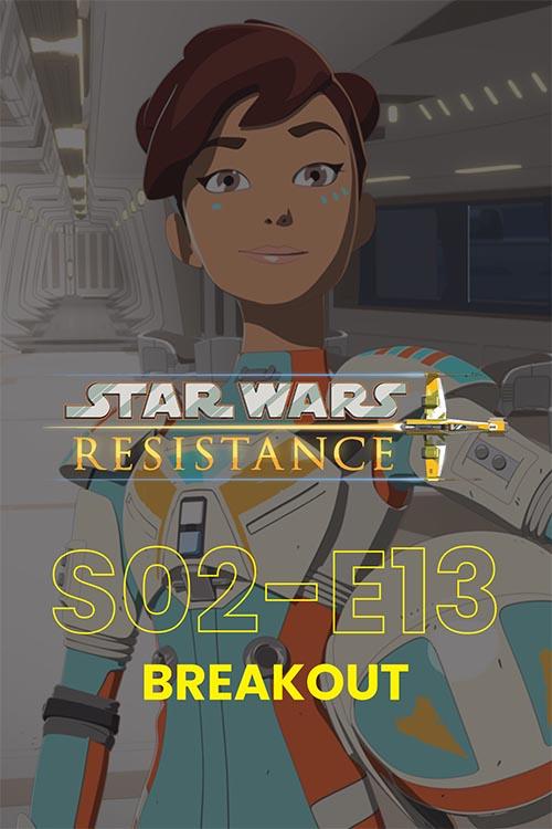 Resistance S02E13: Breakout