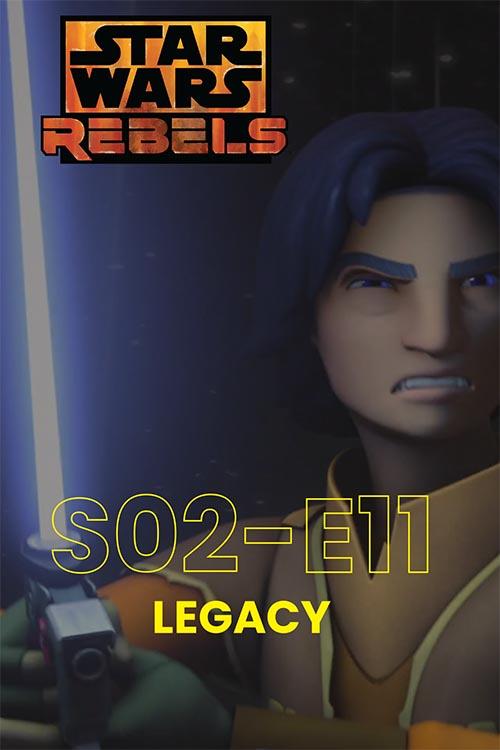Rebels S02E11: Legacy