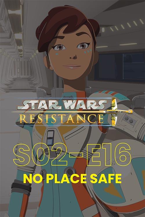 Resistance S02E16: No Place Safe