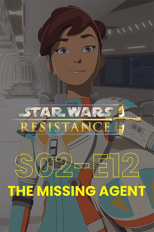 Resistance S02E12: The Missing Agent
