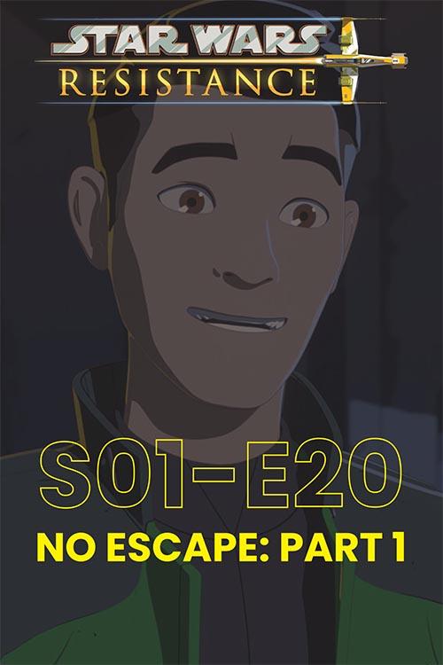 Resistance S01E020: No Escape Part 1