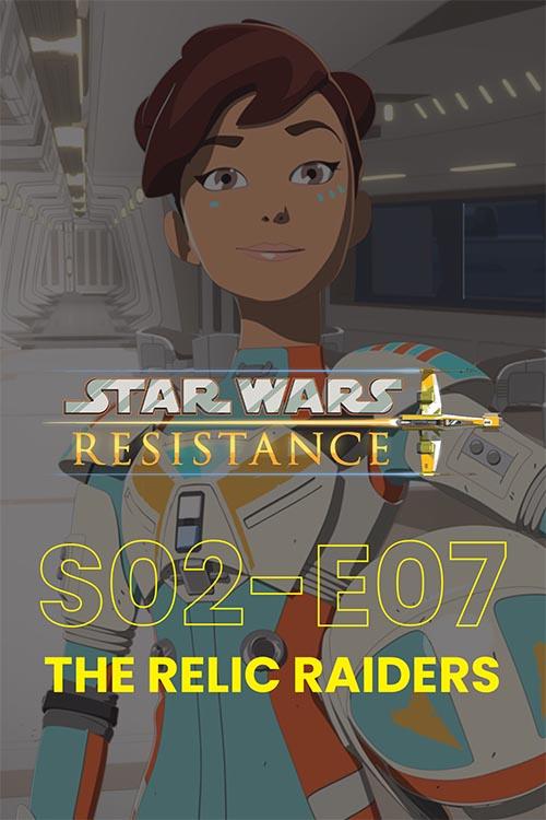 Resistance S02E07: The Relic Raiders