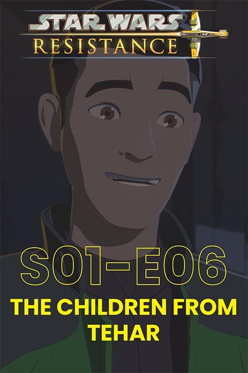 Resistance S01E06: The Children From Tehar