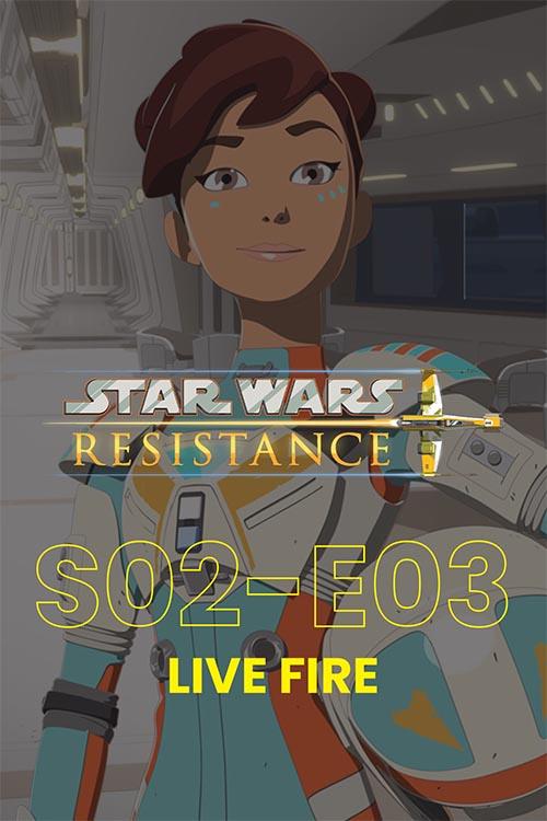 Resistance S02E03: Live Fire