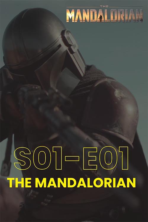 The Mandalorian S01E01: The Mandalorian
