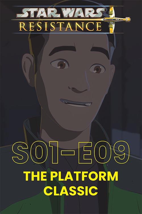 Resistance S01E09: The Phantom Classic