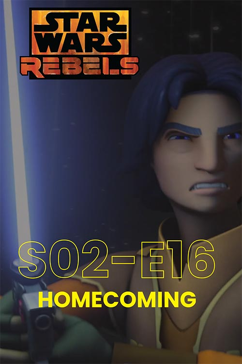 Rebels S02E16: Homecoming