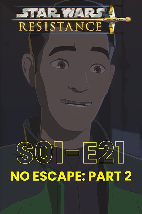 Resistance S01E021: No Escape Part 2