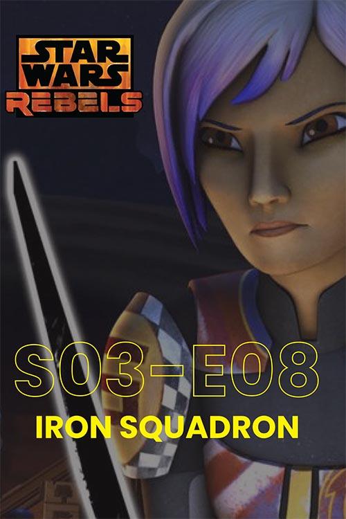 Rebels S03E08: Iron Squadron
