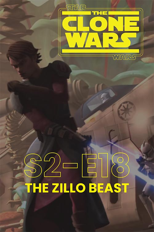 The Clone Wars S02E18: The Zillo Beast