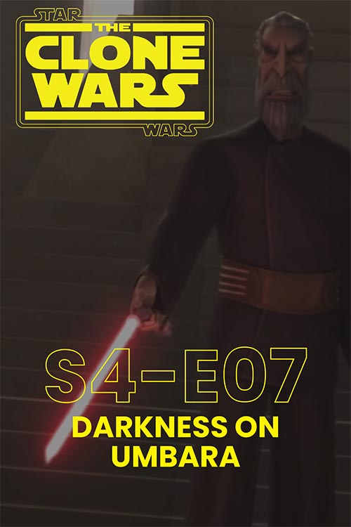The Clone Wars S04E07: Darkness on Umbara
