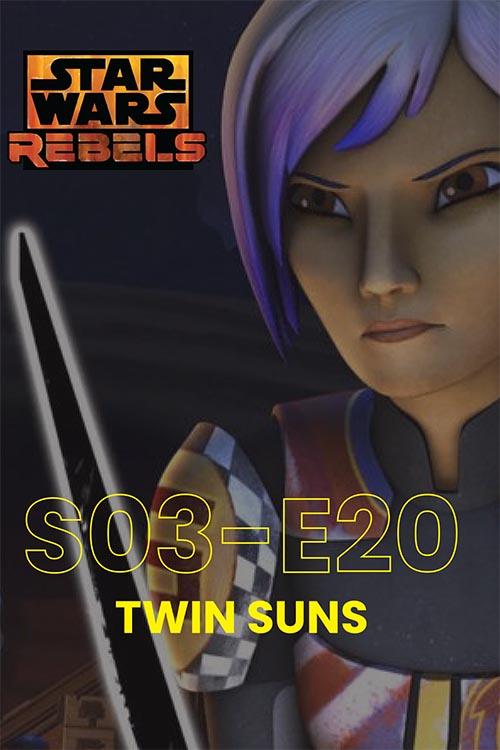Rebels S03E20: Twin Suns