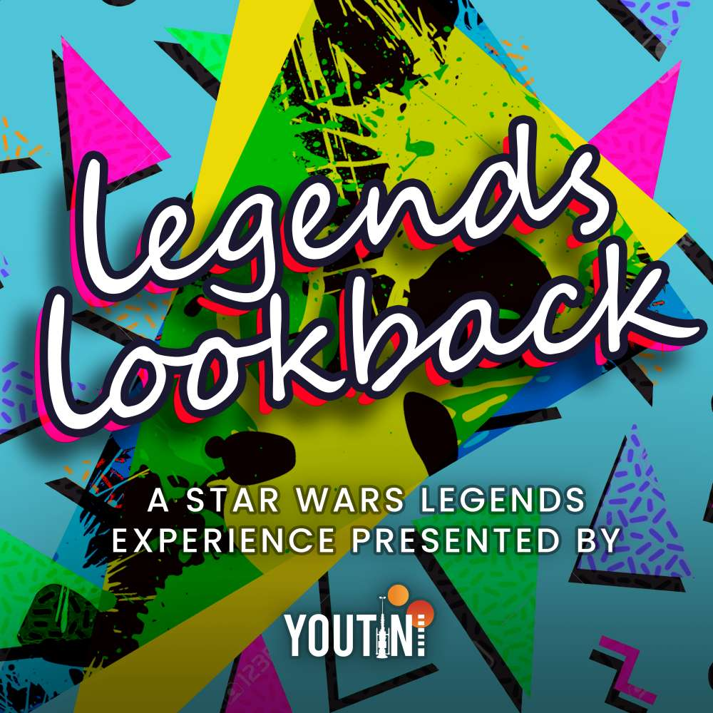 Legends Lookback: Legends Comics with the Crew of the Cosmic Force