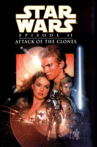 Episode II: Attack of the Clones Adaptation (Graphic Novel)