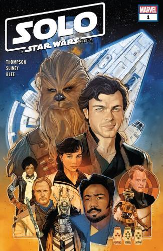 Solo: A Star Wars Story Adaptation #1