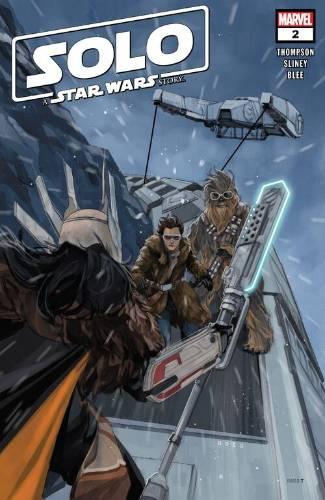 Solo: A Star Wars Story Adaptation #2